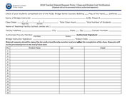 Teacher Stipend Request Form
