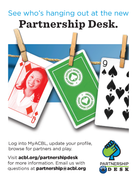 Partnership Desk Handouts