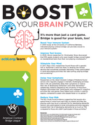 Boost Your Brain Power Flier
