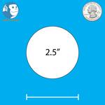 2.5 Inch Round