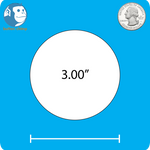 Design Your Own 3.00 Inch Pinback Button