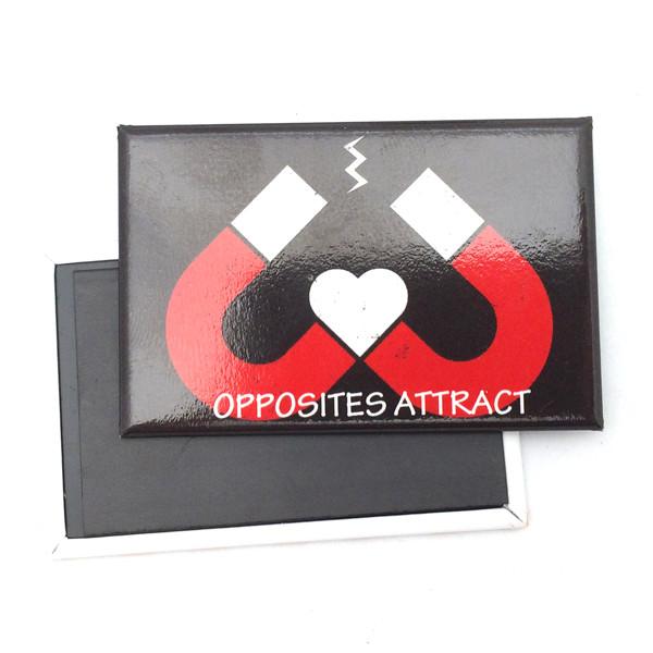 Custom Rectangle Magnet - 2.75 Inch x 1.75 Inch
