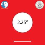 "2.25"" Round Custom Magnets"