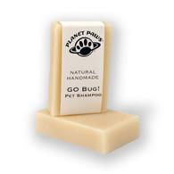Planet Paws® Go Bug! Pet Shampoo