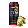 MADD Virgin Craft Brewed Non-Alcoholic Lager - (0.0%) 24x500ml cans