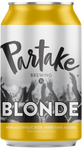 Partake Craft Non-Alcoholic Beer - Blonde Lager