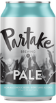 Partake Craft Non-Alcoholic Beer - Pale Ale