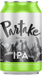 Partake Craft Non-Alcoholic Beer - IPA