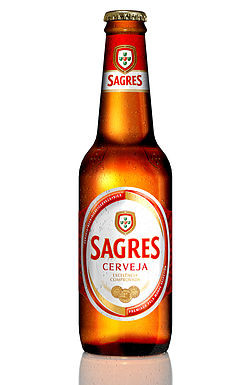 Sagres Non-Alcoholic Lager