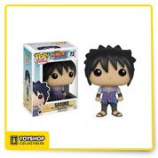 Naruto Shippuden:  Sasuke Pop