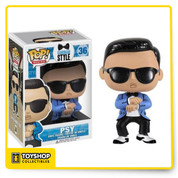 Gangnam Style: Psy Pop