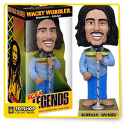Rock Legends: Bob Marley Wacky Wobbler