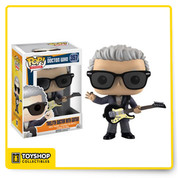 Doctor Who: 12th Doctor With Guitar Pop