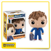 Doctor Who: 10th Doctor with Hand Pop  #355