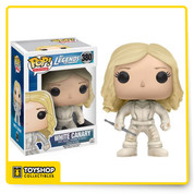 Collect the Legends of Tomorrow! Based on the CW series Legends of Tomorrow, this figure captures White Canary as a stylized Pop! Vinyl Figure. Packaged in a window display box, the DC's Legends of Tomorrow White Canary Pop! Vinyl Figure measures approximately 3 3/4-inches tall. Ages 14 and up.