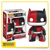 Dc Comics Super Heroes: Batman Impopster  Harley Quinn Pop