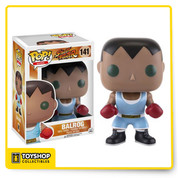 Pick your character for the ultimate street battle! Based on Capcom's best-selling video game series, Street Fighter, Balrog joins the Pop! Vinyl family. Packaged in a window display box, this Street Fighter Balrog Pop! Vinyl Figure measures approximately 3 3/4-inches tall.