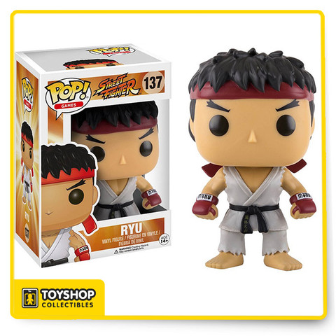Pick your character for the ultimate street battle! Based on Capcom's best-selling video game series, Street Fighter, Chun-Li joins the Pop! Vinyl family. Packaged in a window display box, this Street Fighter Chun-Li Pop! Vinyl Figure measures approximately 3 3/4-inches tall.