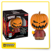 The Nightmare Before Christmas Specialty Series: Pumpkin King Dorbz