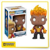 DC Legends of Tomorrow: Firestorm Pop