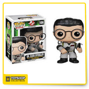 Ghostbusters: Dr. Egon Spengler #106 Pop
