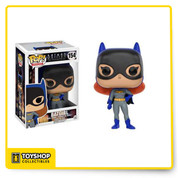 Batman The Animated Series: Batgirl #154 Pop