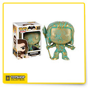 Batman v Superman: Aquaman Patina Exclusive Pop
