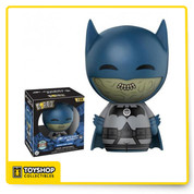 From DC comics comes Blackest Night Batman, as a Specialty Series Dorbz!