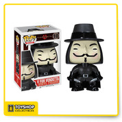 Pop! Movies: V For Vendetta #10 Pop