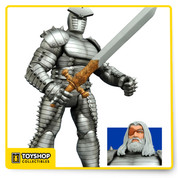 A Diamond Select Toys Release! Prepare to be destroyed! The next 7-inch-scale Marvel Select action figure is the Destroyer, the massive Asgardian automaton that regularly menaces the Mighty Thor!