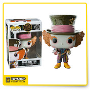 Mad Hatter (Chronosphere) is given a fun, and funky, stylized look as an adorable collectible vinyl figure!