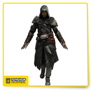 Assassin's Creed Series 5 brings collectors new figures from the blockbuster video game franchise. This next series brings collectors new figures, outfits and weapons inspired by the mind of Todd McFarlane and based on the characters from Assassin's Creed Revelations, Assassin's Creed III, and the new Assassin's Creed Syndicate.