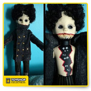 Living Dead Dolls Thump 10.5 inch Doll. For Spooky Kids Ages 15 and Up