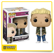 Justin Bieber Pop Vinyl Figure