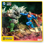 Superman VS Doomsday 1/6 Scale Diorama