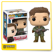 Wonder Woman Steve Trevor 173 Pop