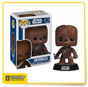 Star Wars Chewbacca Pop