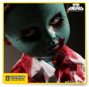 Living Dead Dolls Flyboy Zombie George A Romero's Dawn of the Dead