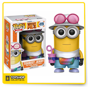 Despicable Me 3 Tourist Jerry Pop