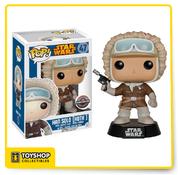 Star Wars Han Solo [Hoth] Gamestop Exclusive Pop