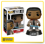 Star Wars The Force Awakens Finn Barnes and Noble Exlcusive Pop