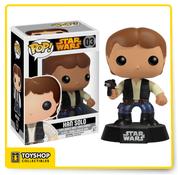 Star Wars Han Solo Pop #03