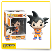 Dragon Ball Z Goku Pop