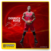 Real Masterpiece NBA Collection Derrick Rose 1/6th Scale Figure