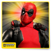 "Wade Winston Wilson, known to the world as Deadpool, is a disfigured and mentally unstable mercenary with the superhuman ability of an accelerated healing factor and physical prowess. The ""Merc with a Mouth"" joins the One:12 Collective with a comprehensively detailed outfit and portrait sculptures.  Additionally, this limited edition Mezco exclusive version includes a Headpool accessory only available via our website — while supplies last.  THE DEADPOOL ONE:12 COLLECTIVE EXCLUSIVE FIGURE FEATURES:  Two (2) newly developed head portraits including:  Classic head  Squinting head  One:12 Collective body with over 30 points of articulation Hand painted authentic detailing Over 16cm tall Six (6) interchangeable hands including One (1) pair of fists (L & R) One (1) pair of gun and sword holding hands (L & R) One (1) grenade throwing hand (R) One shaka / ""hang loose"" hand (L) COSTUME:  Sculpted gloves on each hand Vambrace on each forearm Harness with sheaths for katanas also holds 40mm style grenades Belt with sculpted pouches and logo also holds hand grenades Thigh holsters for handguns Sculpted boots   ACCESSORIES:  One (1) Headpool disembodied head One (1) machine gun with removable ammo clip and opening grenade chamber Six (6) 40mm style grenades (fit in the grenade launcher chamber) Two (2) hand guns with removable ammo clip Four (4) hand grenades Two (2) katanas One (1) One:12 Collective display base with logo One (1) One:12 Collective adjustable display post Each figure is packaged in a deluxe, collector friendly box designed with collectors in mind; there are no twist ties, for easy in-and-out of package display."