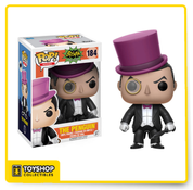 Batman Classic TV Series The Penguin Pop Figure #184