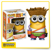 Despicable Me 3 Tourist Dave Pop