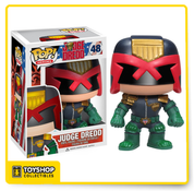 Pop! Heroes Judge Dredd Pop