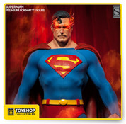DC Collectibles Superman Premium Format 1/4th Statue Exclusive