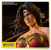 DC Collectibles Wonder Woman Premium Format 1/4th Statue Exclusive